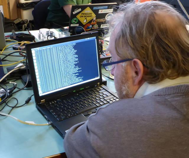 Werken met de Linux Commandoregel